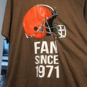 Cleveland Browns Football Shirt